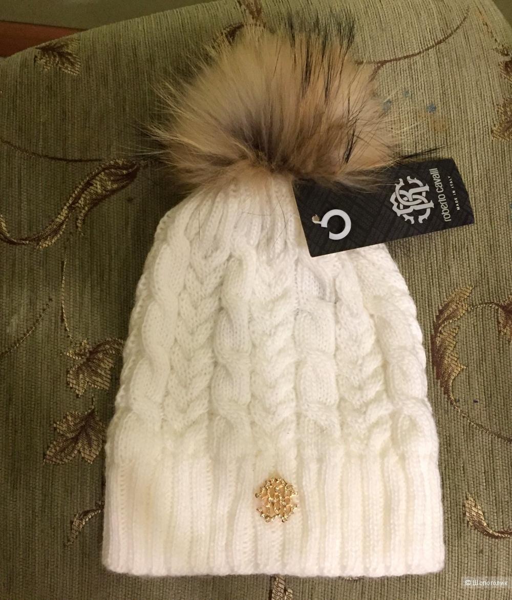 Новая шапка Roberto Cavalli