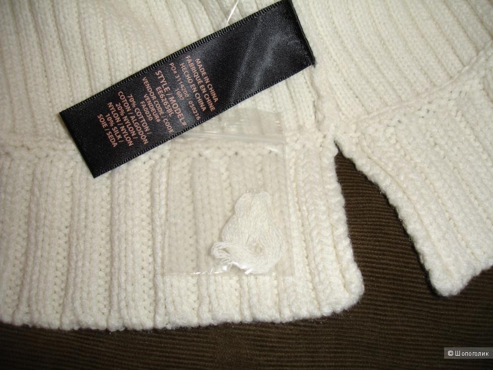 Платье-свитер Ella Moss, размер XS-S,  хлопок/нейлон/шелк