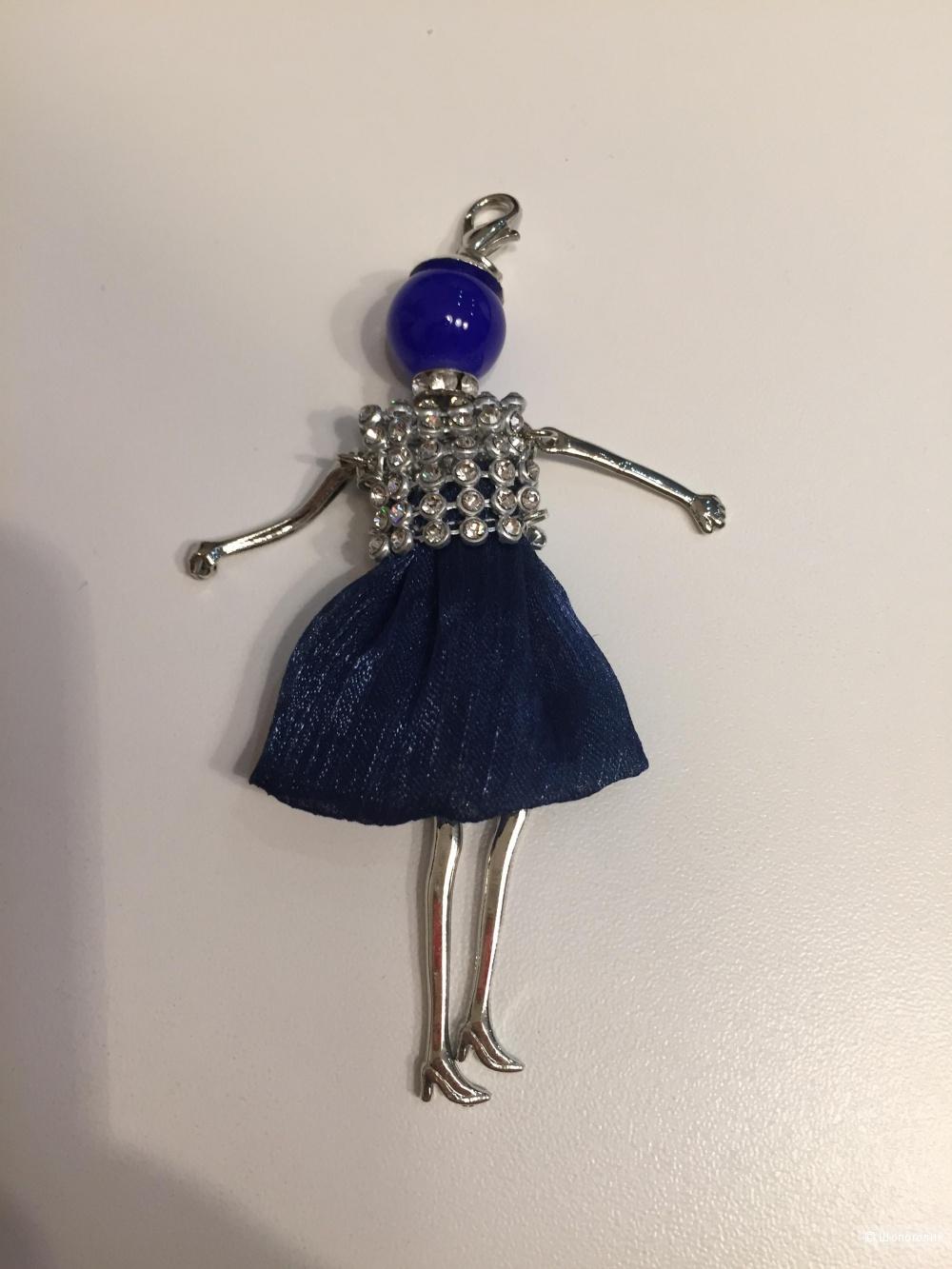 Кулон-брелок в стиле Dolls