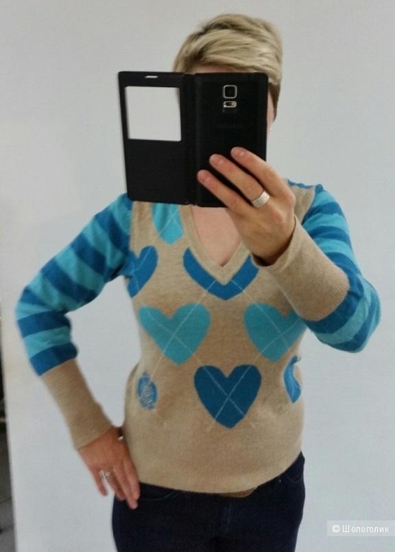Пуловер Scapa ( М)   на 44  русс