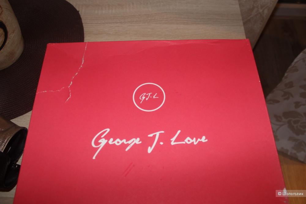 Ботильоны George J. Love, размер 36