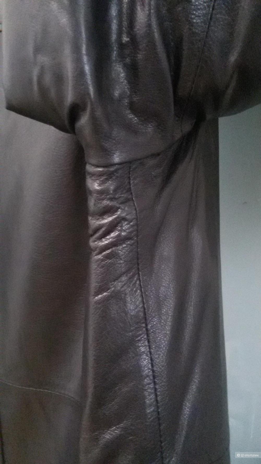 Мужская дубленка most elegant 48-50 размер.