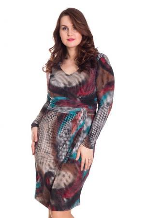 Платье (мультицвет), Lacywear, р. 54