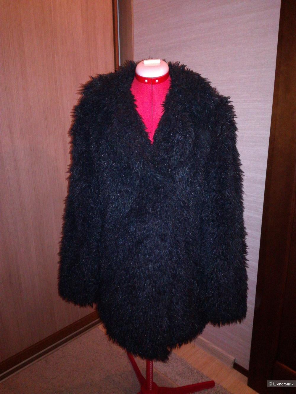 Пальто из искусственного меха Atmosphere 12 размер