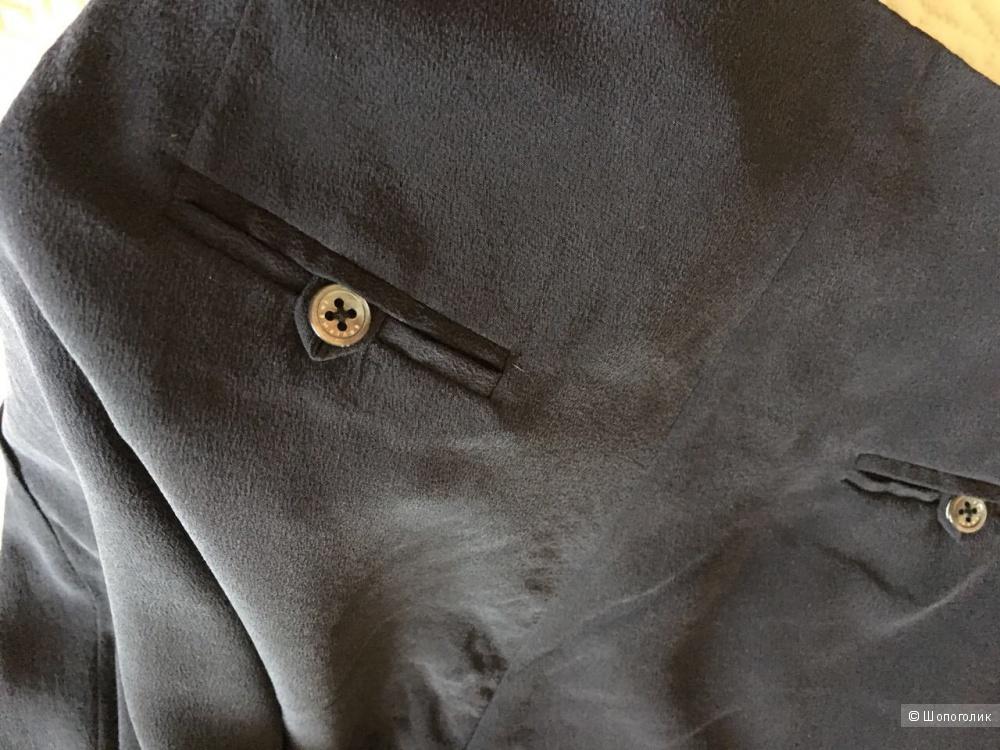 Шелковые брюки Equipment размер 2 (XS)