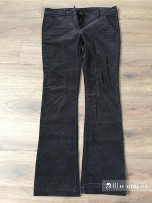 Вельветовые брюки Беннетон р 46