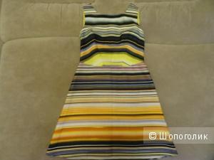 """Белорусское платье """"Lenta"""", размер 42-44, б/у"""