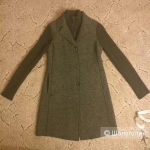 Пальто Falconeri, натуральная шерсть 100%, xs