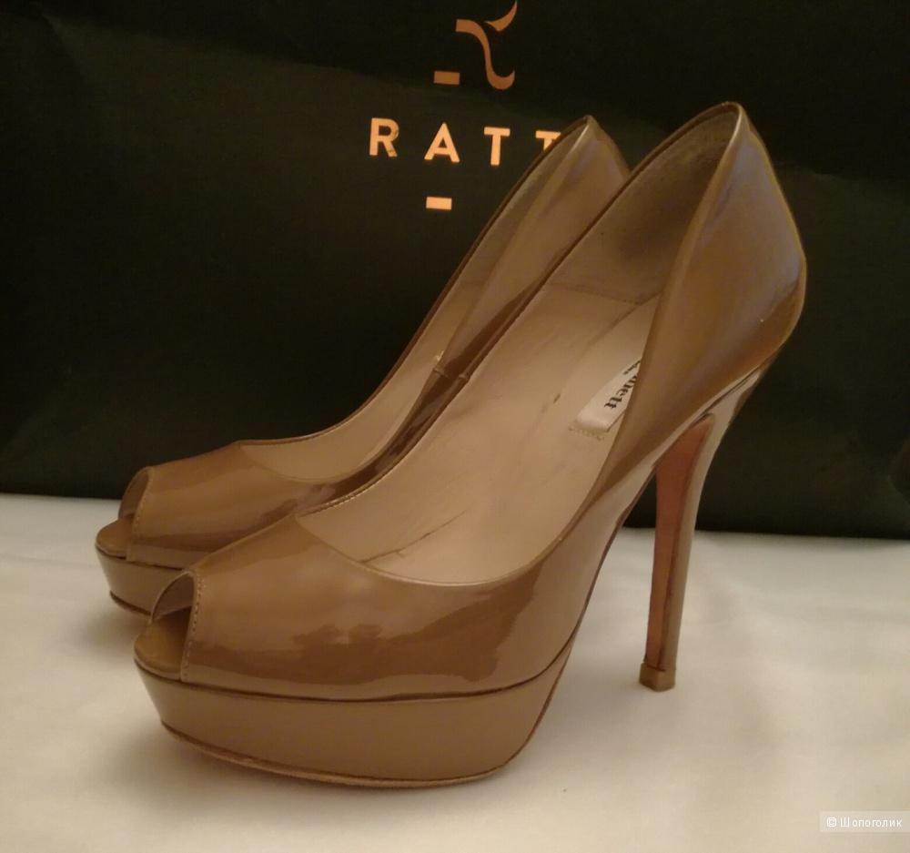 L.K.Bennett London туфли на каблуке 36,5 - 37 размер