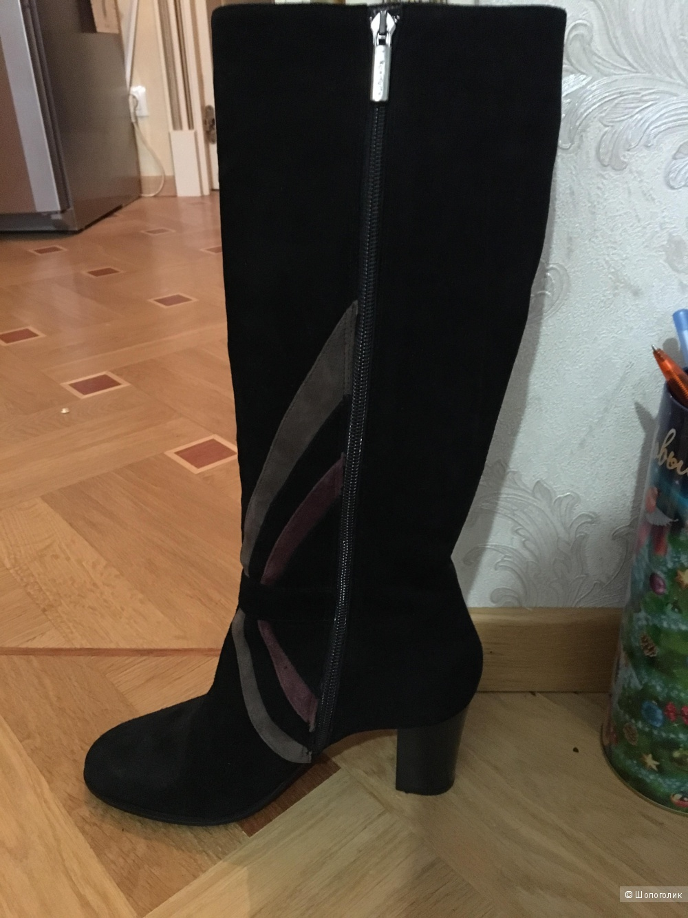 Сапоги женские Sgariglia Luigi, 37 размер