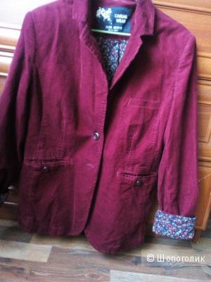 Пиджак вельветовый Casual Wear 48-50