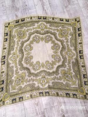 Шифоновый платок, 85 х 85 см, мой пересыл