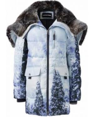 Куртка Landsend primaloft parka 44 р-р