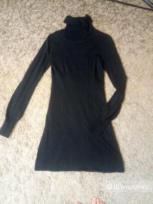 Платье-водолазка Incity 44 размер,б/у