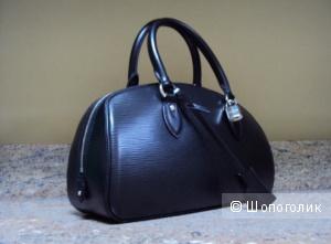 Сумка Louis Vuitton EPI Jasmine Vintage бу чёрная