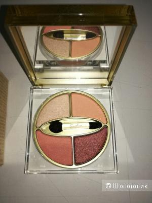Guerlain divinora radiant colour palette 4 shades eyeshadow #242