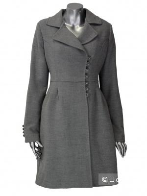Пальто шинель ICON Турция 46 размер