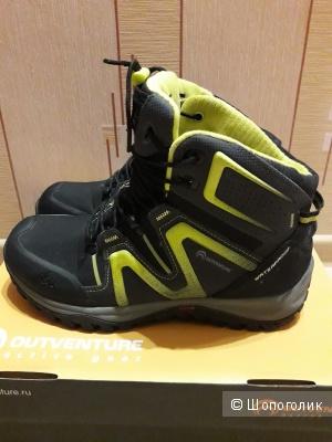 Ботинки мужские зимние Outventure, размер 40