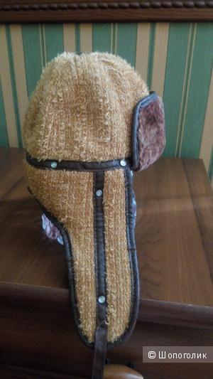 Шапка, шапка-шлем, 56-58
