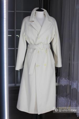 Пальто шерсть с кашемиром , р-р 44, 46