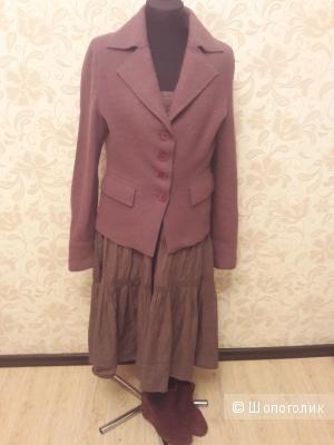 Le comte: куртка-пиджак из валеной шерсти, 40 евро