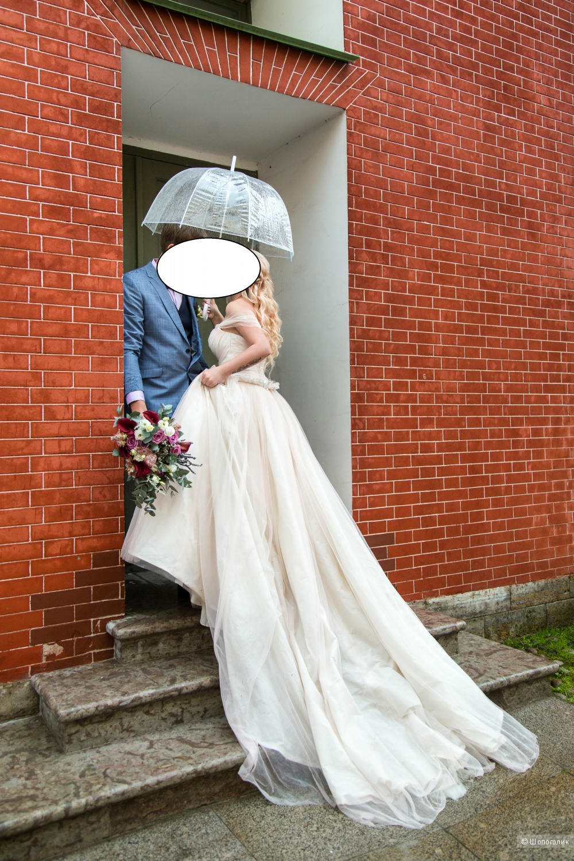 Свадебное платье Vera Wang 44 размер