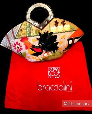 Итальянская Сумка Красота от Braccialini