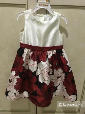 Новое платье на девочку 3 года