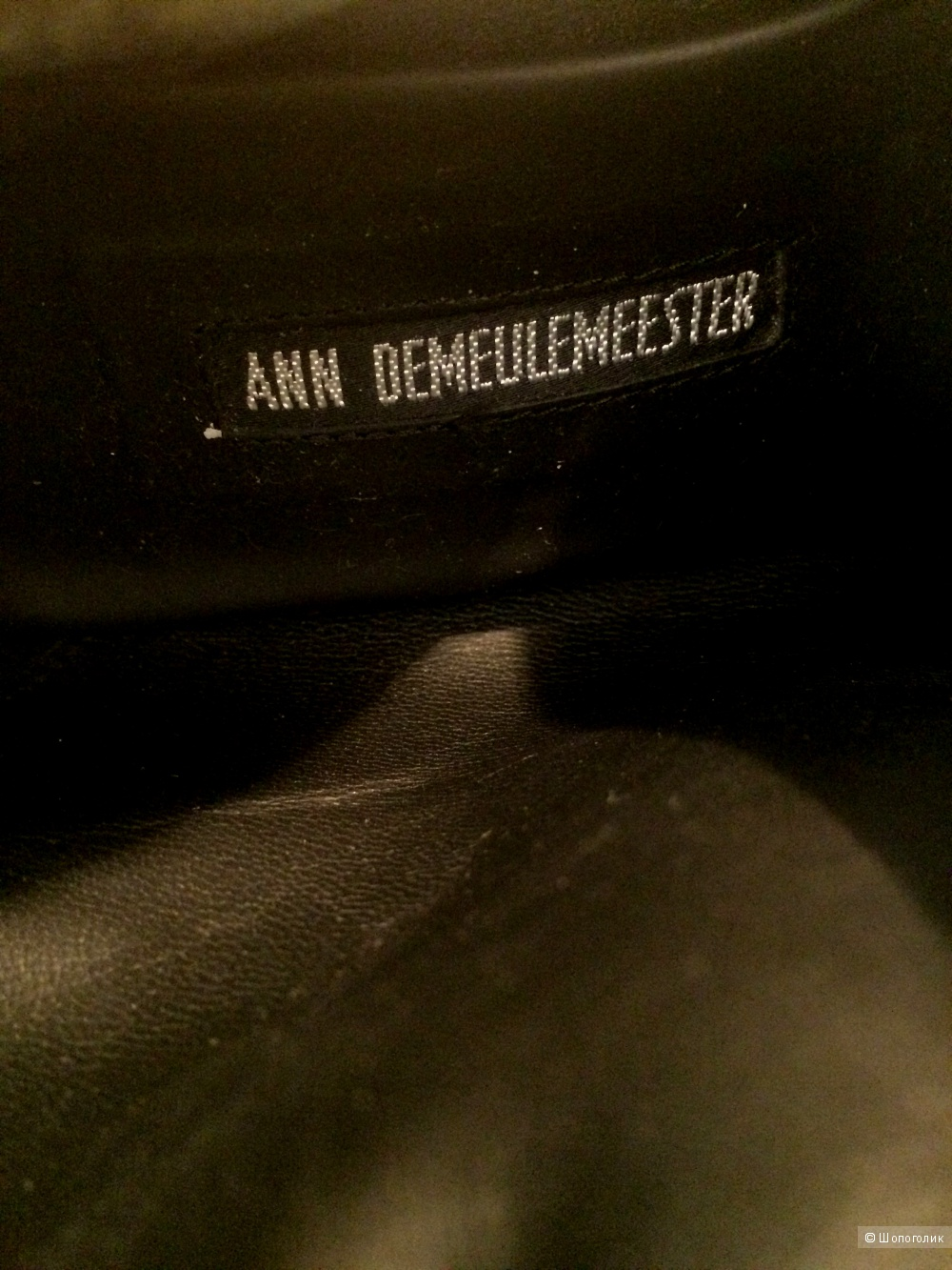 Ботинки  Ann-Demeulemeester, 37,5 -38,5 р-р