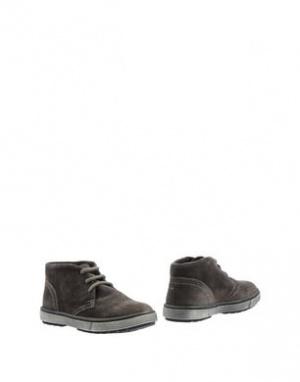 Ботинки на мальчика DOCKSTEPS, 31 (Европейский Размер). Стальной серый.