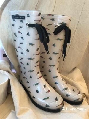 Резиновые сапоги Marc Jacobs (размер 38)