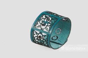 Кожаный браслет Teo Geo