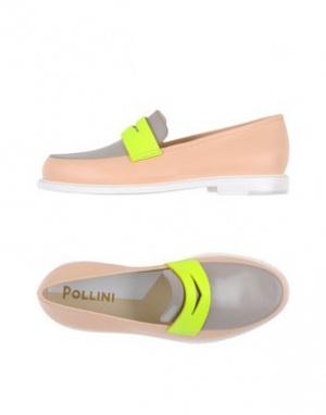 Лоферы Pollini (размер 38,5)