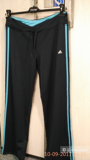 Новые спортивные брючки Adidas, размер 48