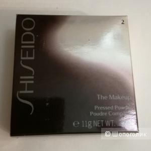 Shiseido the makeup Pressed Powder тон 2