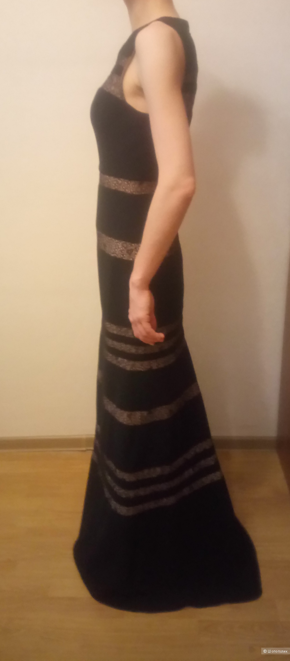 Вечернее платье BCBG, размер XS
