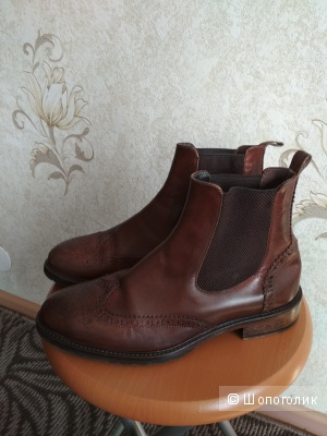 Ботинки челси, р. 37,5 Италия