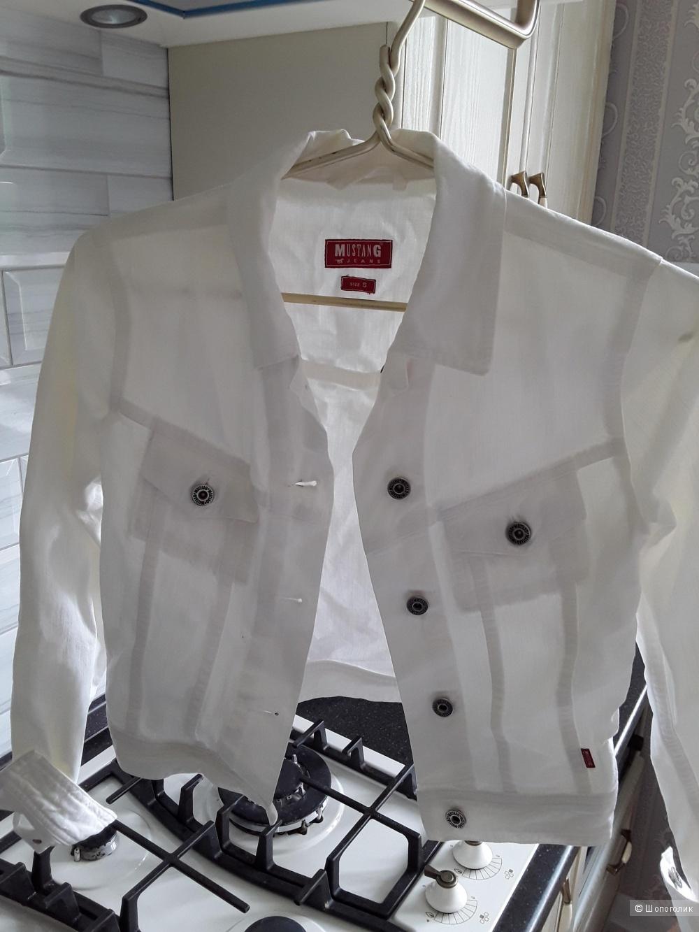 Джинсовые куртка Mustang размер 42-44