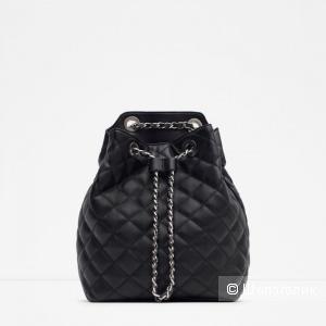 Стеганый рюкзак Zara
