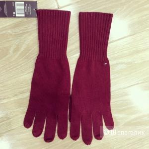 Перчатки новые Tommy Hilfiger M/L