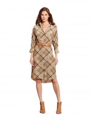 Женское платье-рубашка Ralph Lauren размер 6