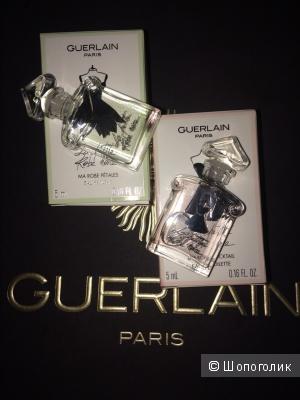 Сет миниатюр Guerlain 2*5ml