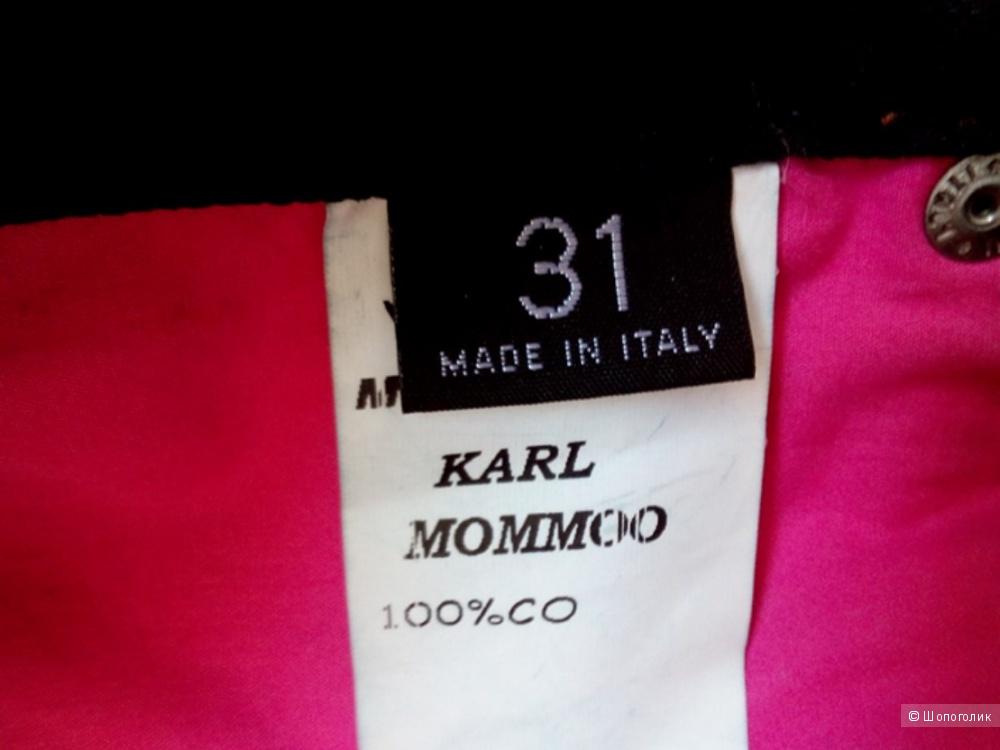 Джинсы  KARL MOMMOO в размере 31(46-48 росс)