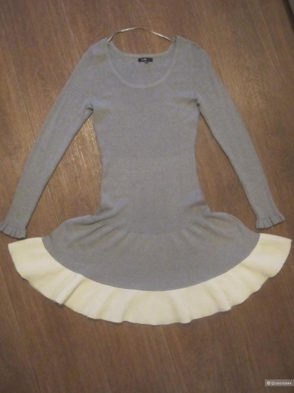 Совершенно новое платье Oodji  Knits, европейский размер 36, на российский 42-44