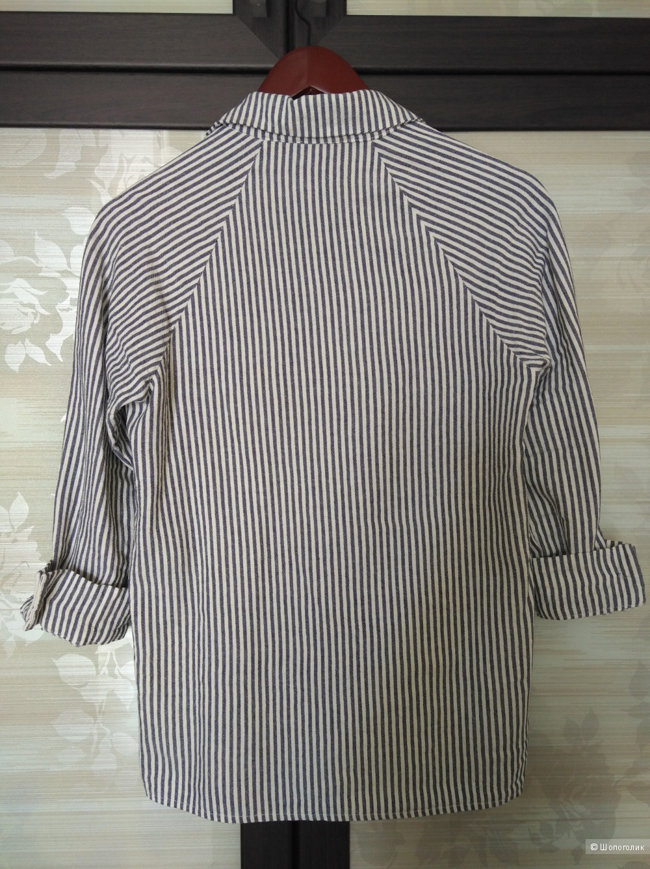 Итальянская рубашка Boutique de la Femme размер S