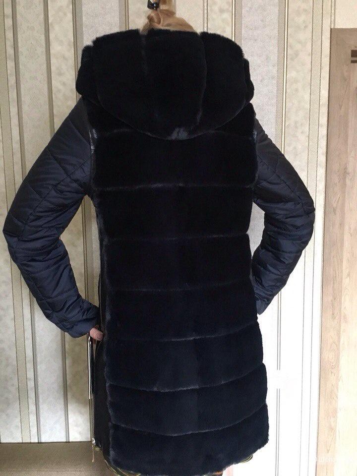 Пальто-жилет 46 размера фирмы Losscidi collection