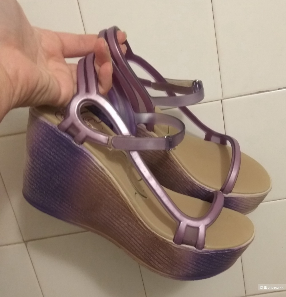 Сабо, босоножки, пляжная обувь от Dijean (Бразилия), р.38-39
