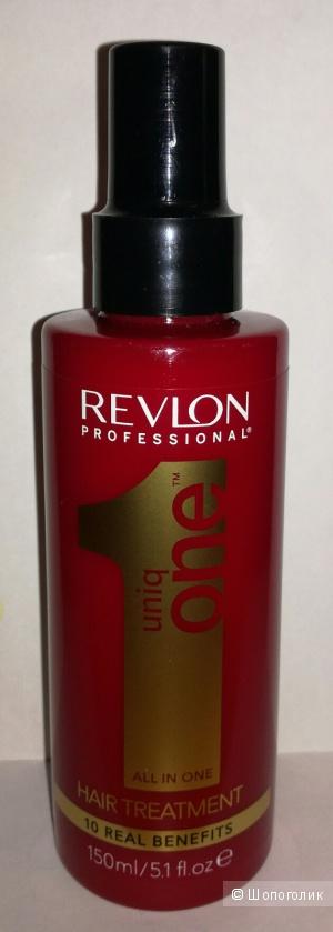 Revlon Uniq One All In One Hair Treatment несмываемая маска спрей 10 в 1
