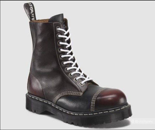 Dr.martens steel toe , US 10