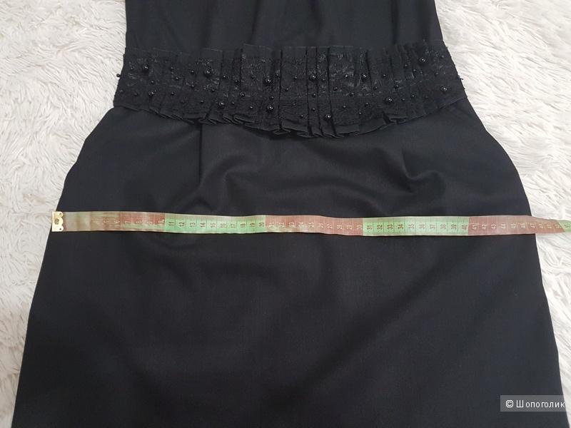 Платье из костюмной ткани PHАRDI (Пхарди) Турция( р.42 произв.) на росс 44-46